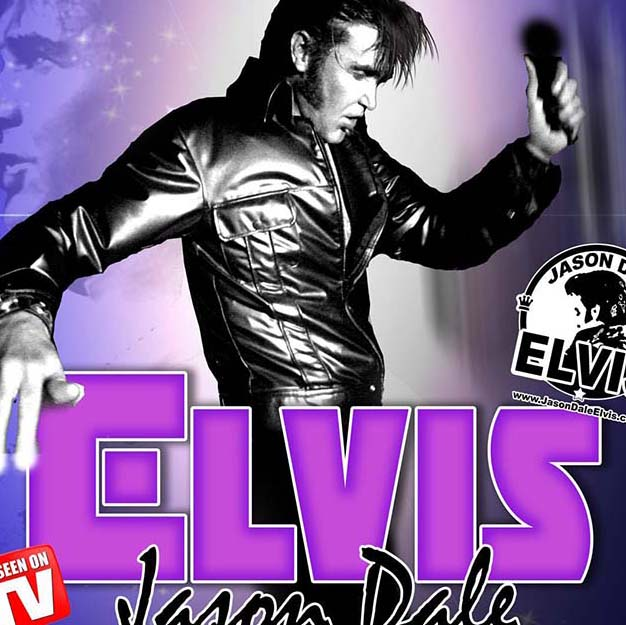 Elvis tribute act in Mayfield