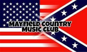 logo Mayfield Country Music Club